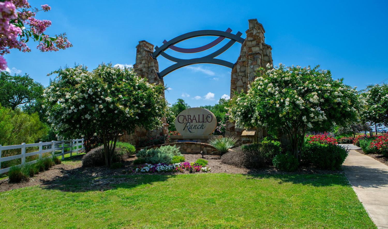 Entrance to HOA community