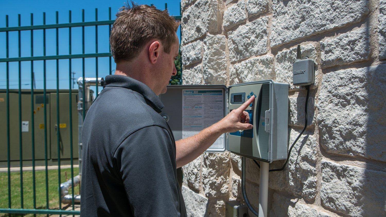 HOA irrigation system maintenance