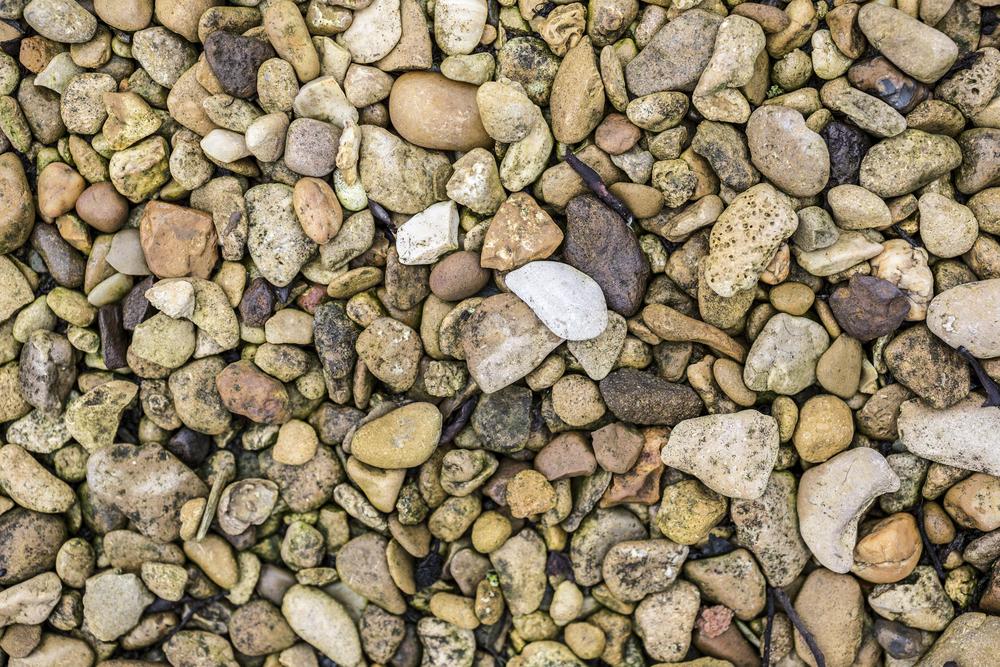 Mulch alternative stone